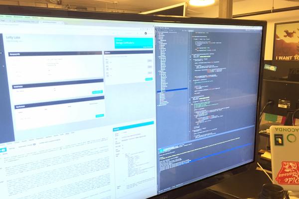 Open Source Project:  Django Developer Panel