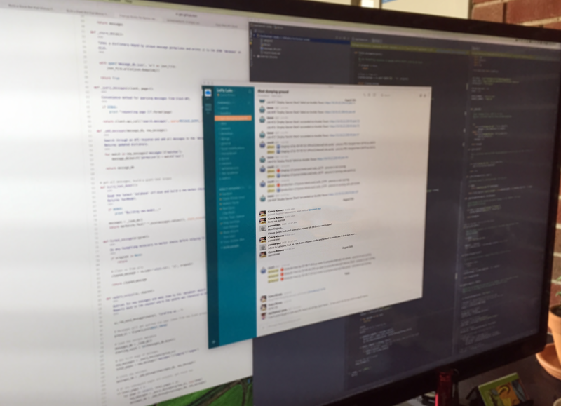 Build a Slack Bot that Mimics Your Colleagues